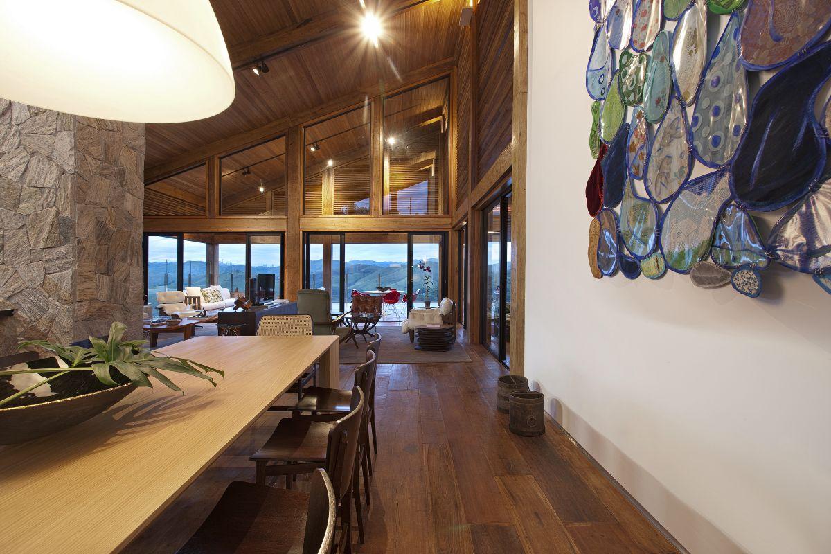 Wood House Interior Decorating Design Zeospot